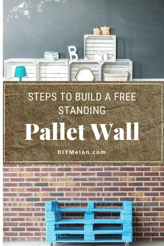 build a pallet wall
